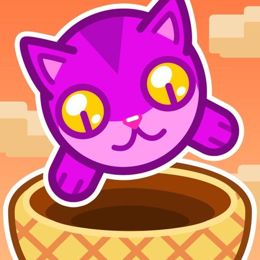 Cat Basket icon