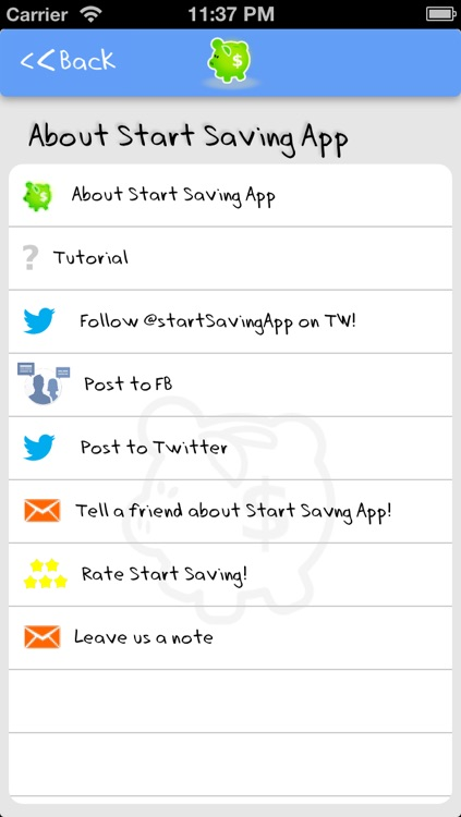 Start Saving screenshot-2