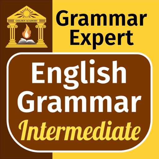 Grammar Expert : English Grammar Intermediate icon