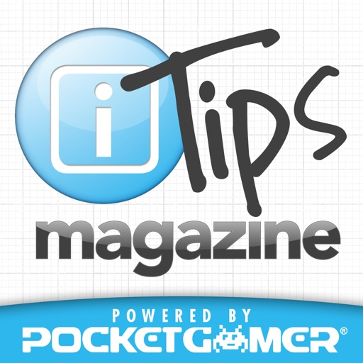 iTips Magazine Launched By Pocket Gamer, Will Help You Through The Top 40 iPad Games