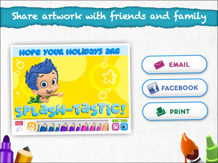 Nick Jr Draw & Play HD screenshot-3