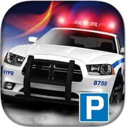 Police Car Parking Simulator Free Game