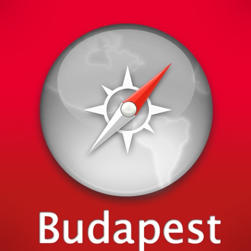 Budapest Travel Map
