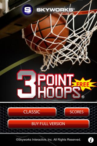 点击获取3 Point Hoops® Basketball Free