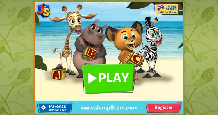 Madagascar: My ABCs screenshot-0