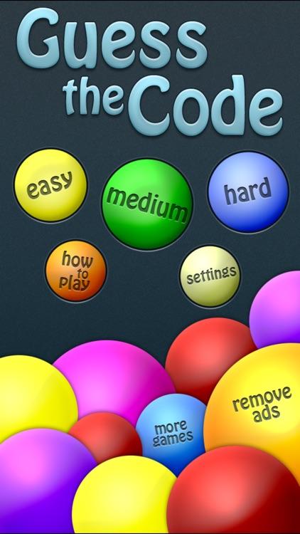 Guess the Code! screenshot-3