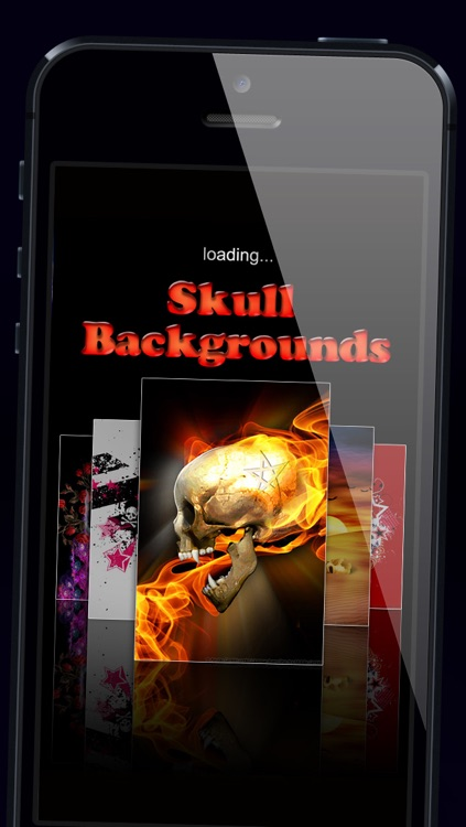 Skull & Halloween Backgrounds