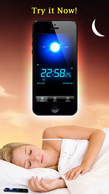 Instant Sleep Alarm Clock