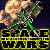 Space Wars 3D Star Combat Simulator: FREE THE GALAXY!