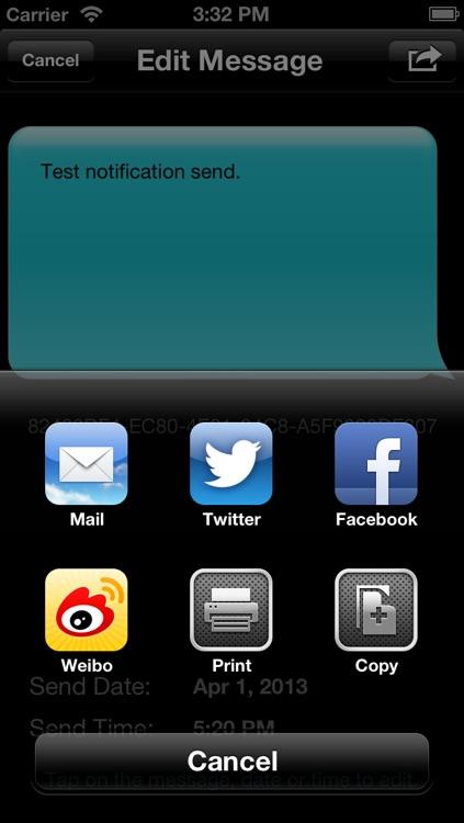 MessageMate screenshot-3