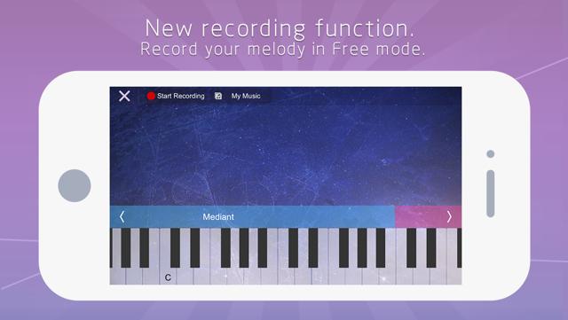 Cool Piano Screenshot