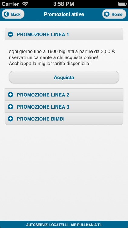 Orio Shuttle Mobile screenshot-4