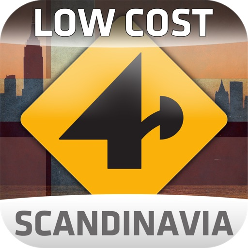 Nav4D Scandinavia @ LOW COST icon