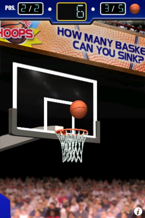 3 Point Hoops® Basketball Free screenshot-4