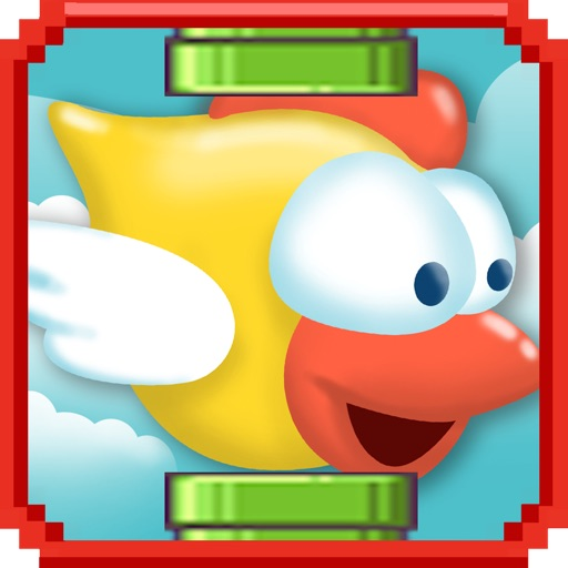 Flappy Smash - Close Pipes to Kill Bird