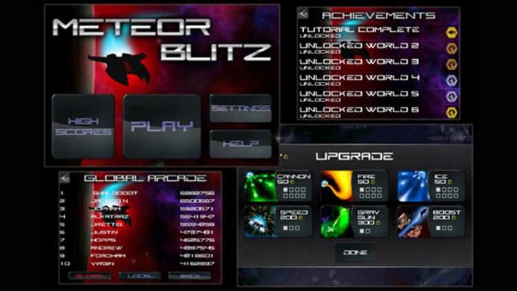 Meteor Blitz FREE