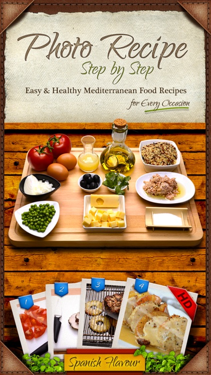 Photo Recipe Step by Step - Easy and Healthy Mediterranean Food Recipes for Every Occasion