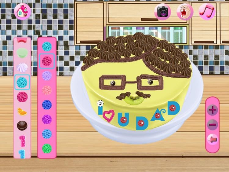 Cream Cake Maker:Juice Cookie. screenshot-4