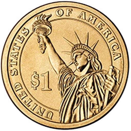US Presidential Dollars