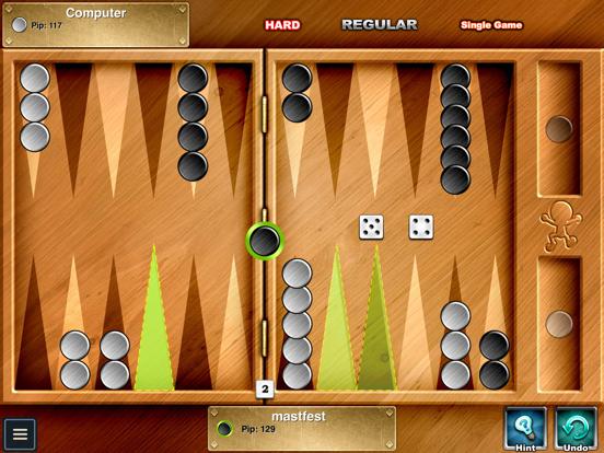 Backgammon HD Скриншоты11