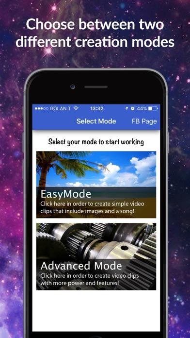 EasyClip - Bild Diaschau Clip Movie Maker CreatorScreenshot von 3