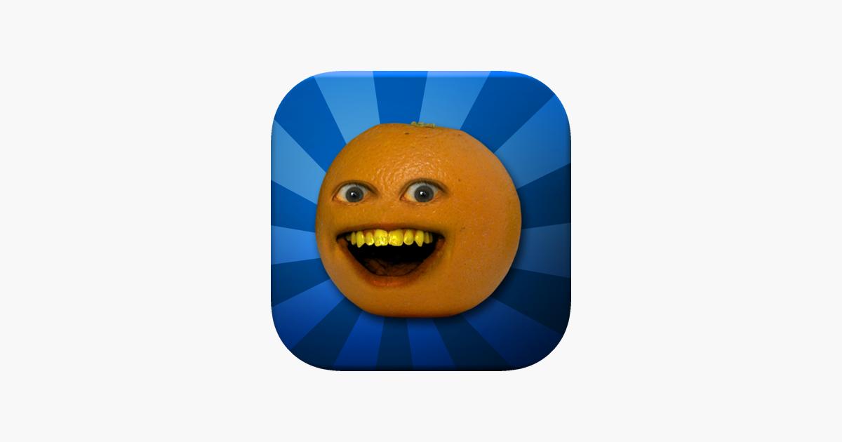Annoying Orange Kitchen Carnage Hd On The App Store