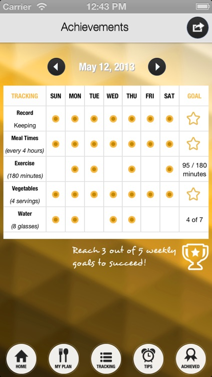 Ace Your Diet: Healthy Meal Plans for Easy Weight Loss and Realistic Lifestyle Change screenshot-4