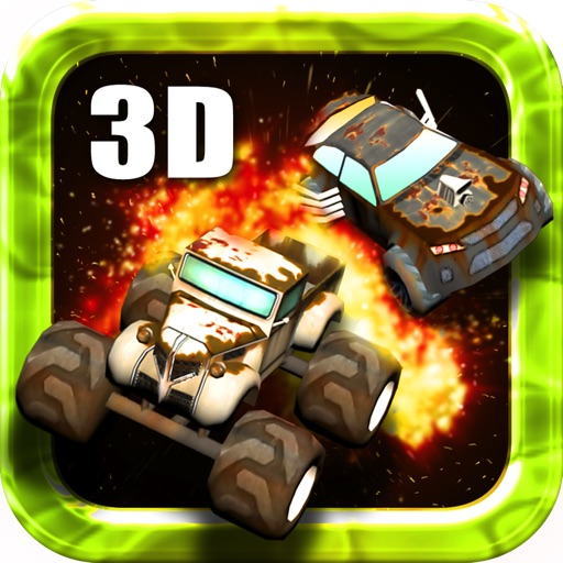 Road Warrior - Лучший Super Fun 3D гоночный автомобиль уничтожения игры (Road Warrior - Best Super Fun 3D Destruction Car Racing Game)