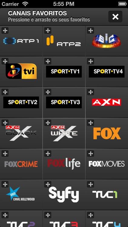GUIA TV Free screenshot-4