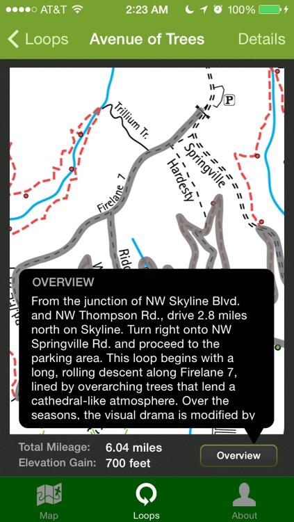 Forest Park PDX screenshot-3