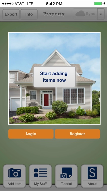 Safeco Home Inventory by Safeco Insurance Company of America