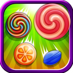 A Crazy Candy Gravity Fall-Down Puzzle Games for Kids Free Fun