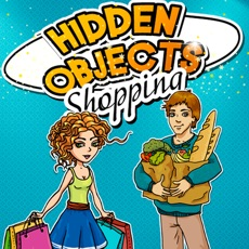 Activities of Hidden Objects Shopping