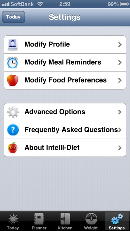 intelli-Diet App | Weight Loss App screenshot-4