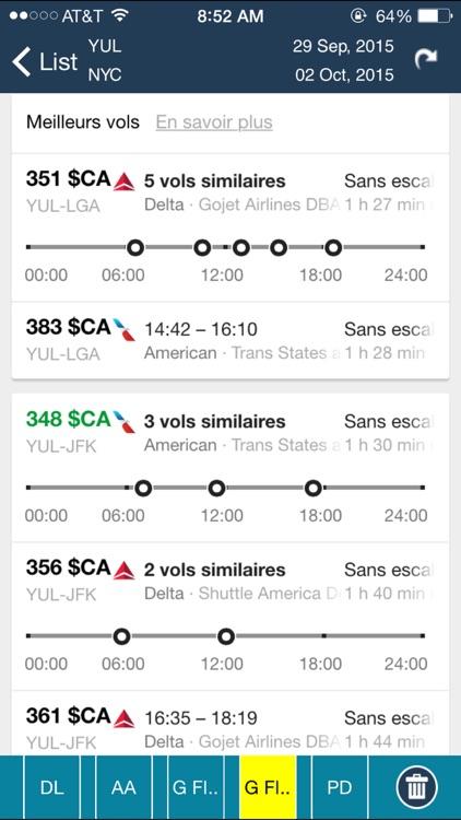 Montreal Airport (YUL) Flight Tracker Radar Pierre Elliott Trudeau Airport screenshot-3