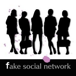 13人の謎 Fake Social Network By Vanguard