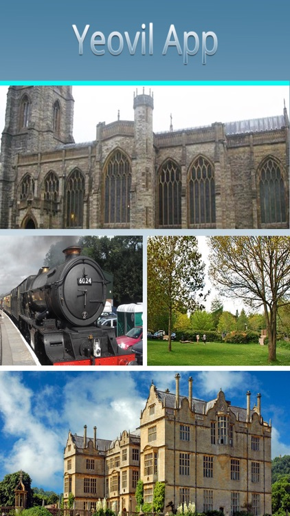 Yeovil App - Local Business & Travel Guide