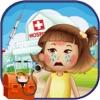 患病婴儿护理 - 一个小医生急救沙龙和婴儿医院护理游戏