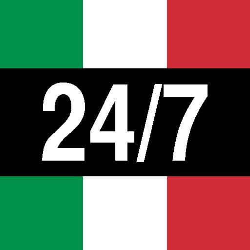 Italian FREE 24/7 Language Learning iOS App