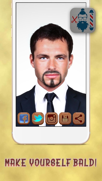 Barber Shop Pro – Hair Style.s & Beard Shave Salon and Photo Edit.or for Men screenshot-3