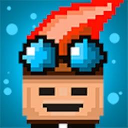 Pixel Jump - Endless Gun Jumper Game
