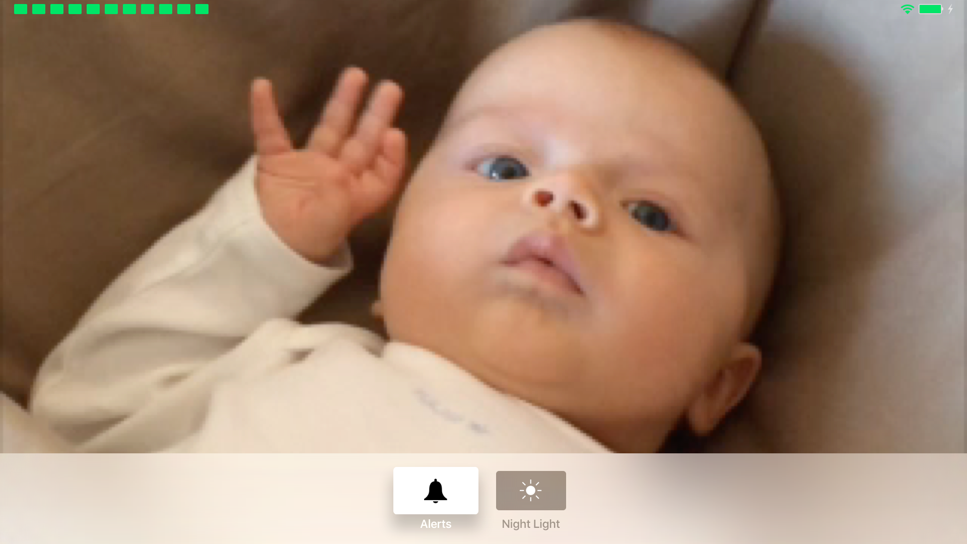 Cloud Baby Monitor screenshot 16
