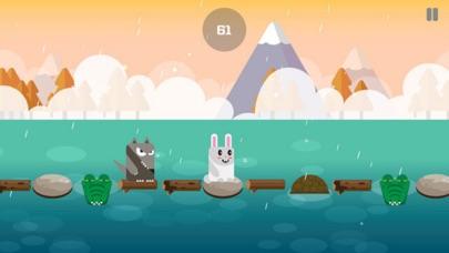 Rabbit Jumping Rodeo Stampede Screenshot