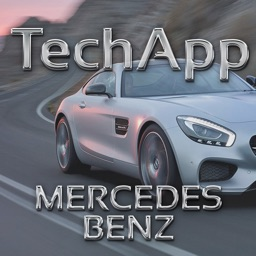 TechApp for Mercedes
