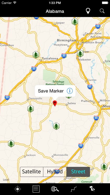 Alabama State Parks & Recreation Areas screenshot-4