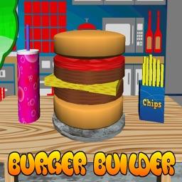 Burger Builder 3D