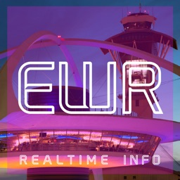 EWR AIRPORT - Realtime Flight Info - NEWARK LIBERTY INTERNATIONAL AIRPORT