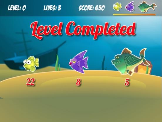 Splashy Hungry Piranha Fish-ipad-4