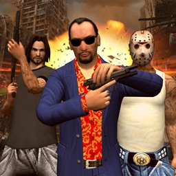 Street Warrior Shooting Reloaded Simulator 3d