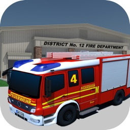 Fire Truck Simulator - Emergency Rescue 3D 2016